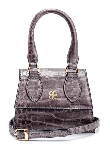Derimod Kadın Çanta (2104) Trend Gümüş
